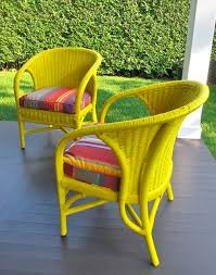 Yellow Chairs For Sale Design Ideas White Wicker Furniture Design Ideas With Regard To Chairs For Sale