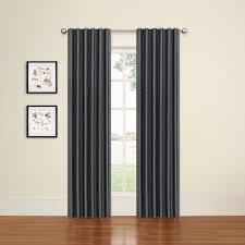 eclipse symphony blackout window curtain panel walmart com
