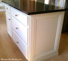 kitchen island makeover ideas kitchen island moulding ideas kitchen island