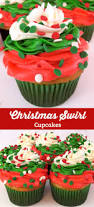 christmas swirl cupcakes swirl cupcakes christmas desserts and