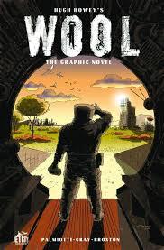 amazon com wool the graphic novel silo saga 9781477849125