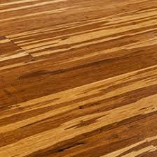 types of bamboo flooring