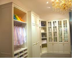 big closet ideas bedroom big closet design using white organizer and corner shelf