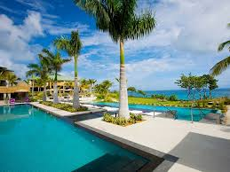 caribbean pools the most beautiful pools in the caribbean photos