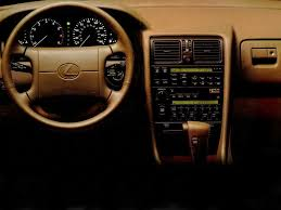 lexus ls400 interior buyer u0027s guide lexus xf10 ls 1990 94