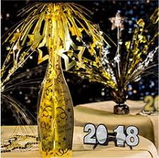 2018 new year s supplies new year s decorations