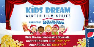 marcus theatres u0027 kids dream discounted movies u0026 concessions