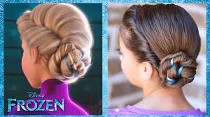 anna from frozen hairstyle frozen inspired elsa s coronation hairstyle tutorial a