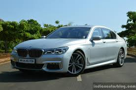 luxury bmw 7 series 2017 bmw 7 series m sport 730 ld review