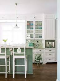 green kitchen islands colorful kitchen islands painted kitchen island color combos