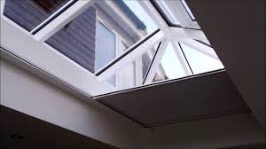 deans eliminate electric blind for roof lanterns u0026 skylights youtube