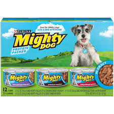 Grany by Purina Mighty Dog Hearty Pulled Style Chicken Dinner In Gravy