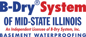 b dry systems of mid state il u2013 basement waterproofing wet