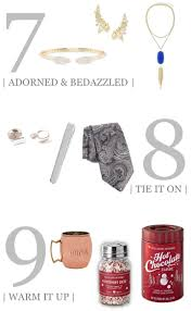 a comprehensive guide of gift pairing ideas kelley nan