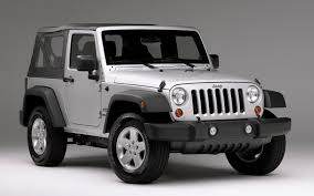 modded white jeep 2012 jeep wrangler first test motor trend