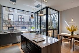 city modern spotlight state street townhouse by architect ben