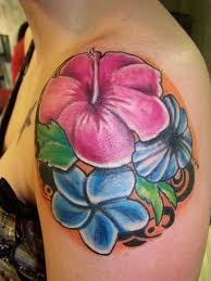 meaning hibiscus flower tattoomagz