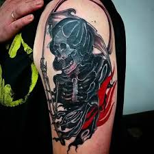 62 best azrail dövmeleri grim reaper tattoos images on pinterest