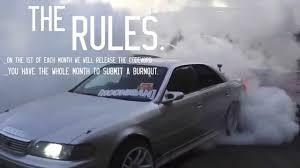hoonigan stickers on cars hoonigan burnout kings challenge youtube