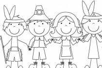 thanksgiving coloring pics www kanjireactor com