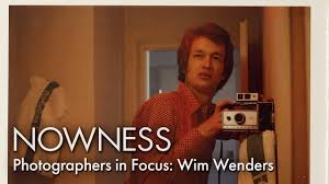 photographers in photographers in focus wim wenders