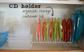 Kitchen Wrap Organizer by Repurposed Home Organizers Home Organizing Hacks And Ideas