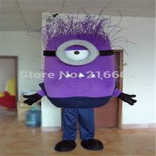purple minion costume buy purple minions costume and get free shipping on aliexpress
