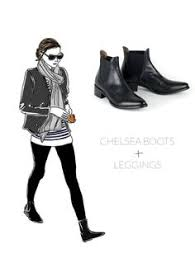 womens black chelsea boots uk how to wear ankle boots in style 45 ideas ankle boot