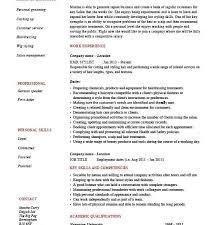 Hair Stylist Resume Template Download Professional Skills Resume Haadyaooverbayresort Com