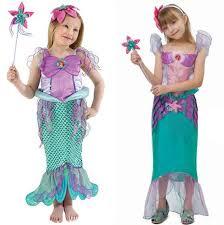 Toddler Princess Halloween Costumes 2017 Halloween Costumes Children Princess Girls Mermaid Tail