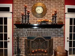 decorating fireplace mantels for the holidays office and bedroom