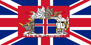 Flag Iceland Nationstates Dispatch Flags Coat Of Arms Of Royalist Britain U0027s