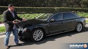 2012 audi a8 l test drive u0026 car review youtube