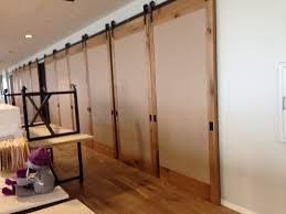 Make Sliding Barn Door by Interior Attractive Sliding Room Dividers For Interior Decor Idea