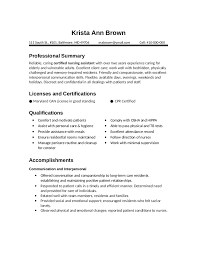 Different Types Of Resumes Examples by Nursing Resume Free Nurse Resume Examples
