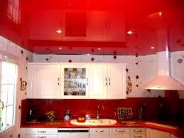 plafond cuisine cuisine deco tous les plaisant faux plafond en pvc pour cuisine