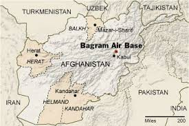 bagram air base map bomber kills two us troops inside bagram air base