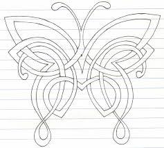 celtic butterfly by darkartmind on deviantart