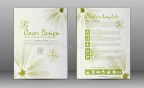 spa brochure template stock illustration image 91854070