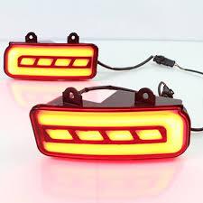 2016 honda crv fog lights car flashing led rear bumper l for honda cr v crv 2015 2016 rear