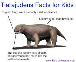 tiarajudens dinosaur facts kids