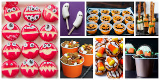 food for halloween party easy 10 easy halloween treats for lunches after snacks u0026 class