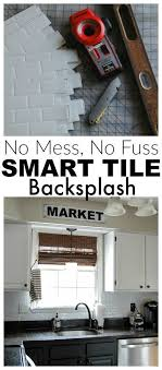 Best  Smart Tiles Backsplash Ideas On Pinterest Kitchen - No backsplash
