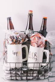 Beer Gift Basket Homemade Holiday Beer Gift Basket Plays Well With Butter