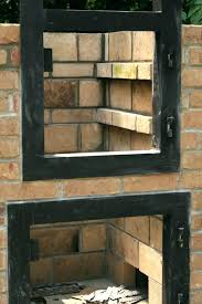 full image for upright smokers plans how to build a brick smoker