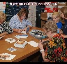 cards missions supporting veterans and