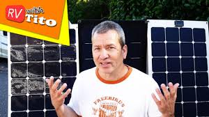 flexible solar panels what to look for youtube