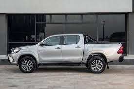 toyota trucks sa toyota hilux raider black limited edition 2017 specs u0026 price
