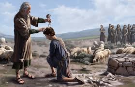 anointing horn reflection on 1 samuel 16 1 13 new narrabri