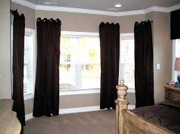 kitchen bay window curtain ideas kitchen bay window curtains ideas alhenaing me